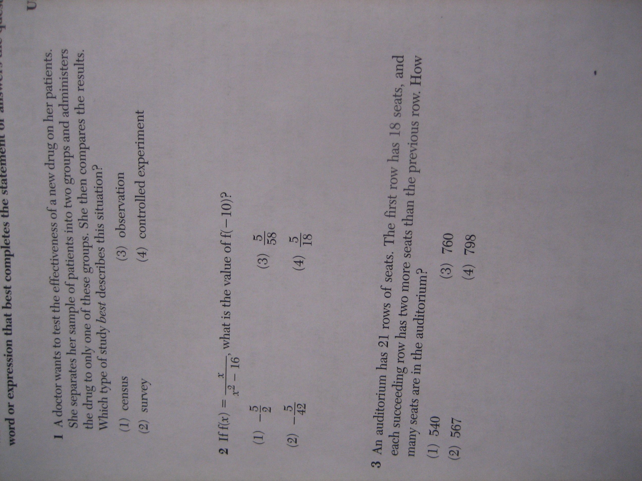 integrated algebra regents june 2014 answer key